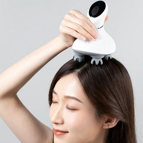 Intelligent Electric Head Massager