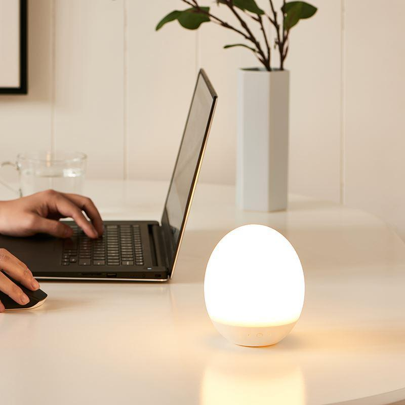 Silicon Eggshell Timing Night Light Home & kitchen LIFEASE