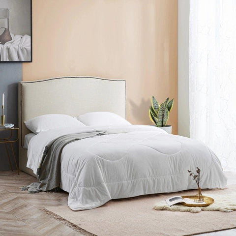 Skin-Friendly Silk Thin Comforter Home & kitchen LIFEASE
