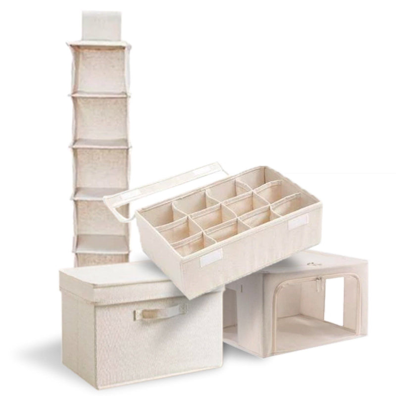 Storage & Organizers Combo Value Pack LIFEASE