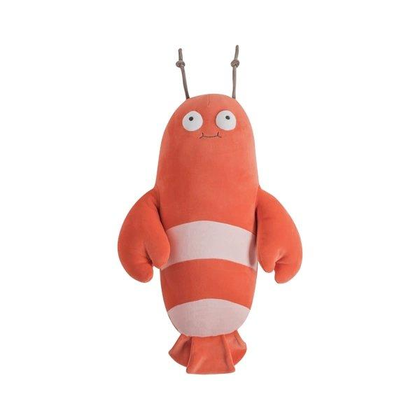 "Stuffed Animal Pillow Cushion Plush Toy (Under the Sea Theme) - Small 20""/Large 28"" Home & kitchen LIFEASE Lobster Large (28"")"