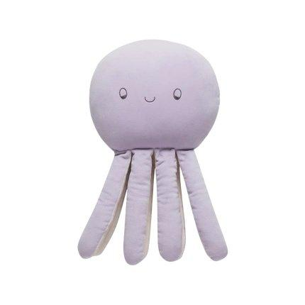 "Stuffed Animal Pillow Cushion Plush Toy (Under the Sea Theme) - Small 20""/Large 28"" Home & kitchen LIFEASE Octopus Large (28"")"