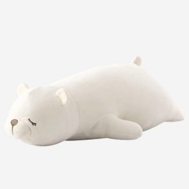 Stuffed Animal Pillow Cushion/Plush Toy - (Small 24''/ Large 35'') Holiday special LIFEASE Outlaw Bear Large 35""