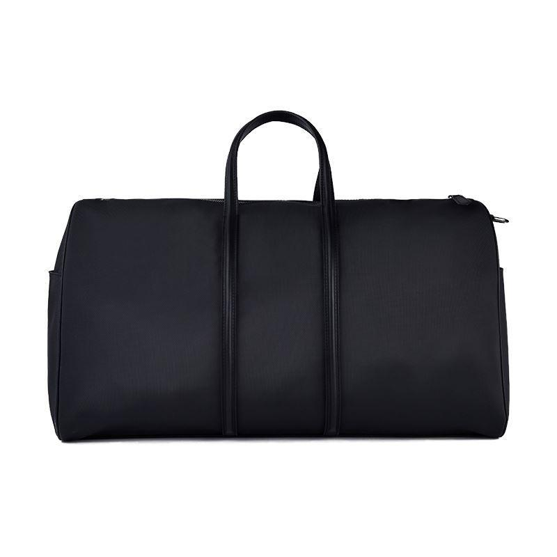 Synthetic Leather Business Tote Black for Men Apparel shoe bag LIFEASE Black