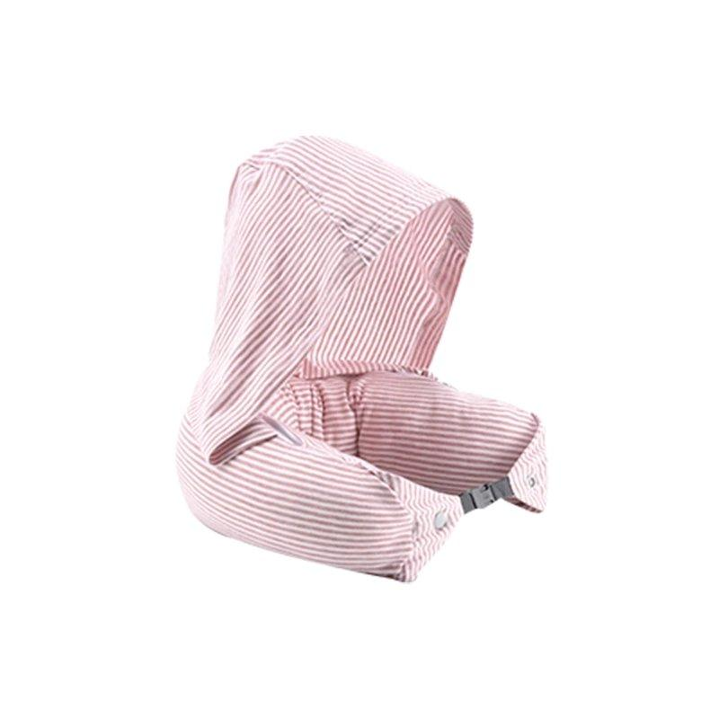 Travel Pillow - with Firm Durable Memory Foam Sports & Travel Lifease Pink