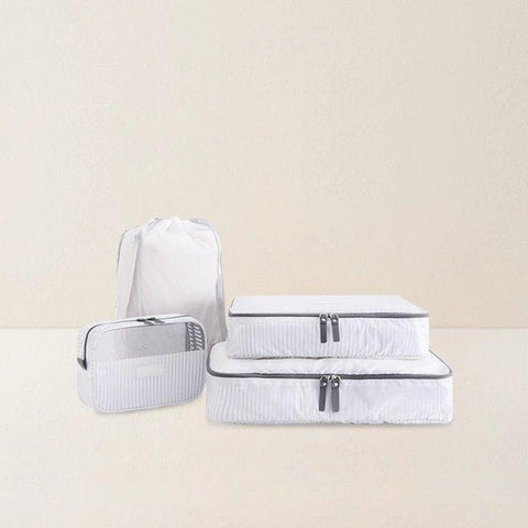 Travel Storage Bag Set (Set Of 4) Sports & Travel LIFEASE