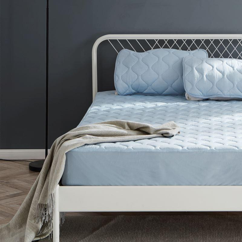 Ultra-cool Feel Bedspread (machine washable) - Twin/Full/Double- Fitted/Flat Home & kitchen LIFEASE