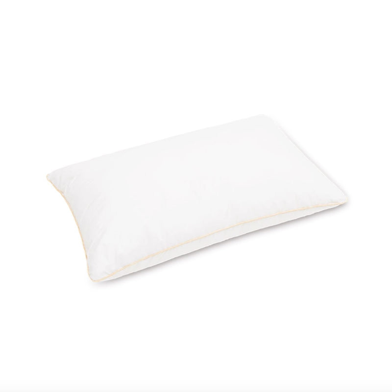 "Ultra-Soft Velvet Pillow 18"" x 29"" in White Home & kitchen LIFEASE Feather velvet pillow White"