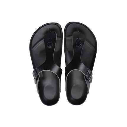 Unisex EVA Toe Thong Sandals Apparel shoe bag LIFEASE Black Women US 5; Men US 3.5