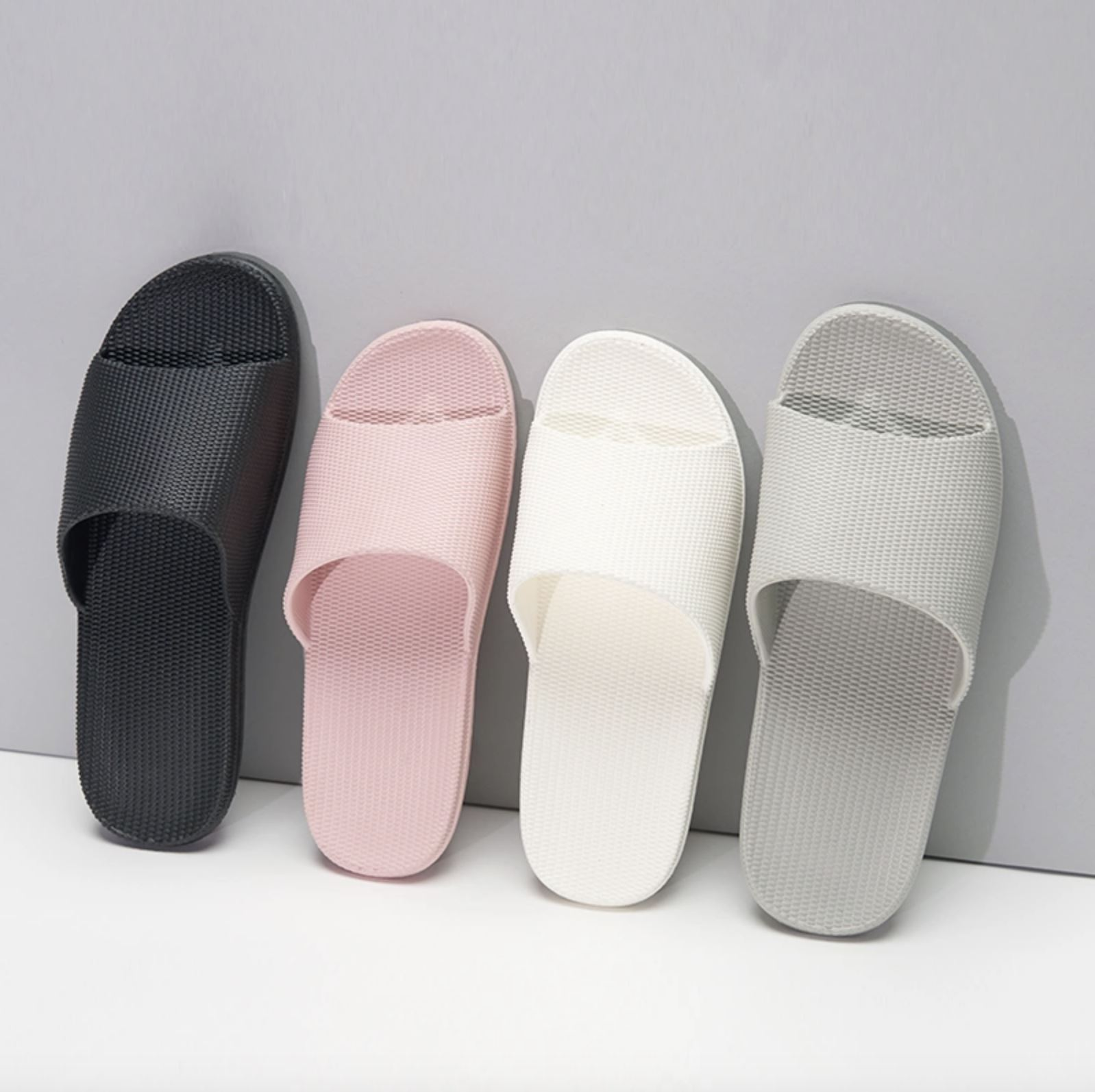 Unisex Open Toe House Slippers - Multiple Colors Home & kitchen LIFEASE