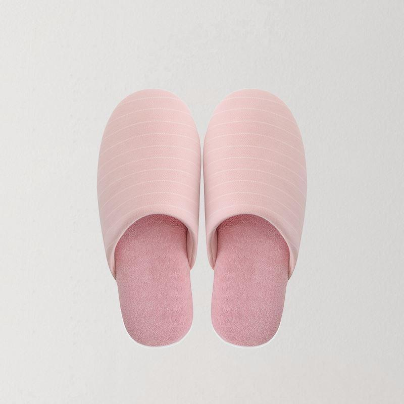 Unisex - Soft Home Slippers with Textile Fabric - Multiple Colors Home & kitchen LIFEASE