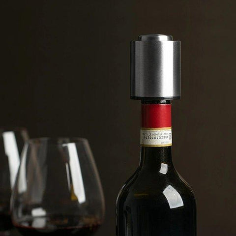 Vacuum Wine Stopper Home & kitchen LIFEASE