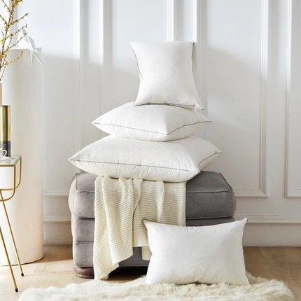 White Goose Feather Pillow - Lifease