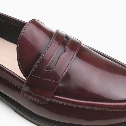 Women's Leather Loafers Apparel shoe bag LIFEASE