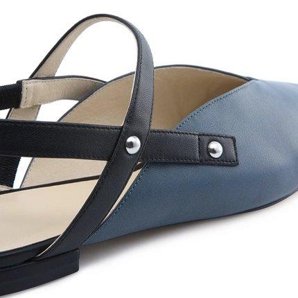 Women's Leather Pointed Sandals Apparel shoe bag LIFEASE