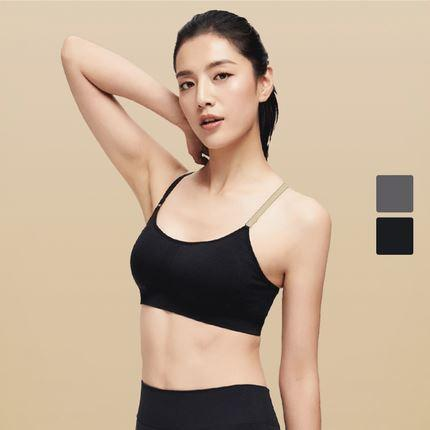 Women's Low Impact Seamless Sport Bra Sports & Travel LIFEASE