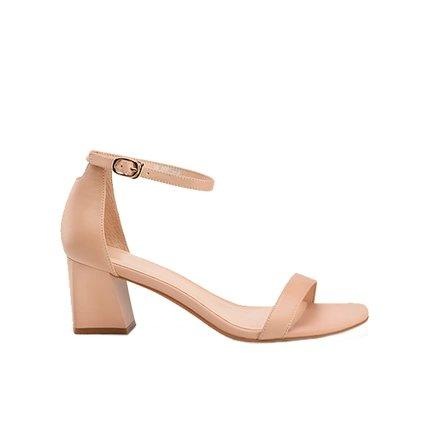 Women's Open Toe Ankle Strap Block Chunky Low Heeled Sandals Apparel shoe bag LIFEASE Pink US 4