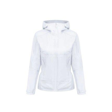 Women's Outdoor Lightweight Jacket Sports & Travel LIFEASE White S