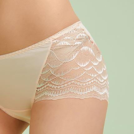 Women's Silk Lace Panties Apparel shoe bag LIFEASE