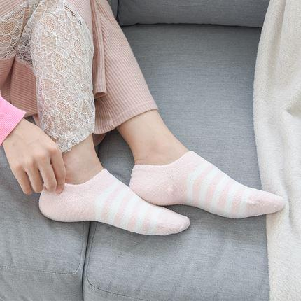Women's Soft Warm Fuzzy Socks - Lifease