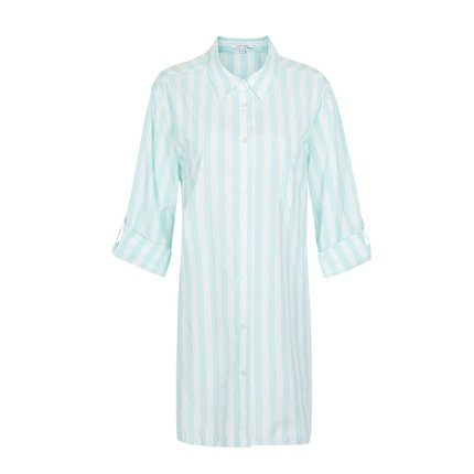 Women's Striped Home Dress - Lifease