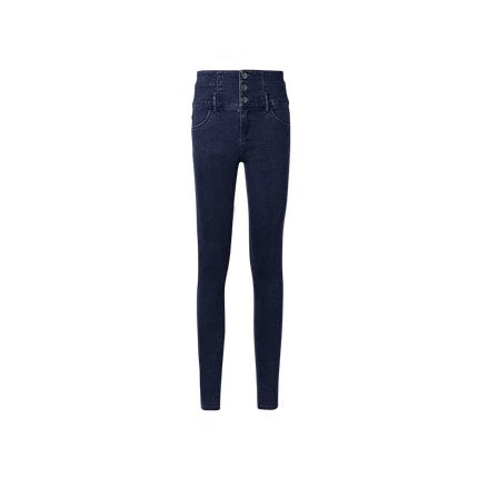 Women's Super Stretchy High Waist Jeans - Lifease