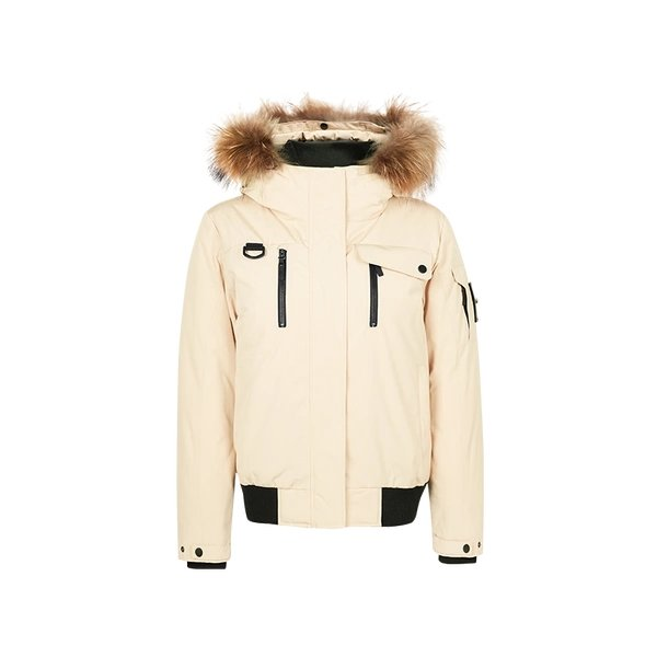 Women's Urban Style Outdoor Down Jacket - Lifease