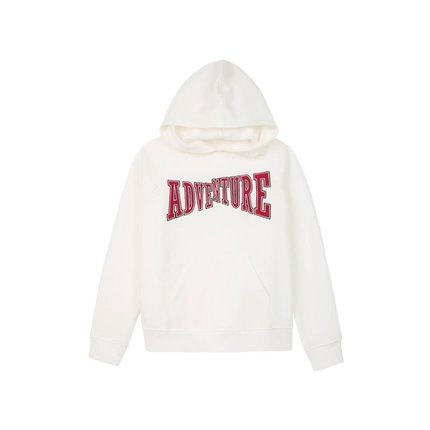 Women's Vintage Embroidered Hoodie - Lifease