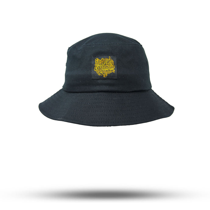 Bucket Hat | Street Alchemy | Black
