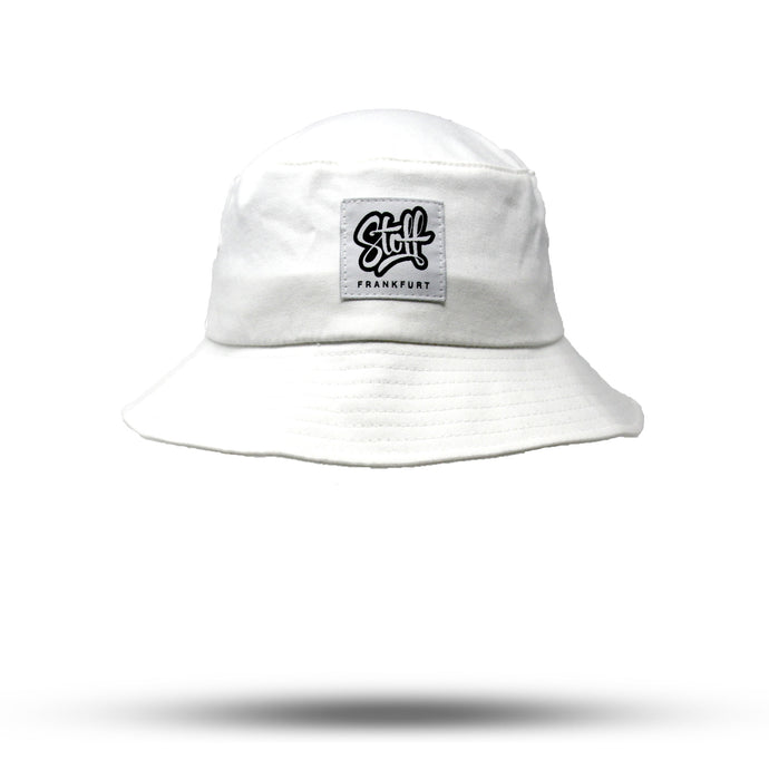 Bucket Hat | White
