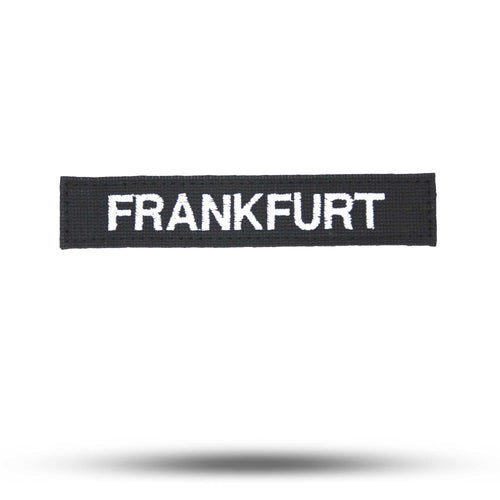 FRANKFURT | State of Mind Patch