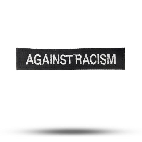 AGAINST RACISM | State of Mind Patch