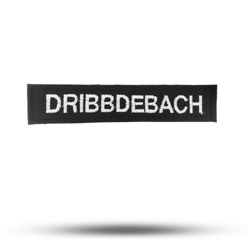 DRIBBDEBACH | State of Mind Patch