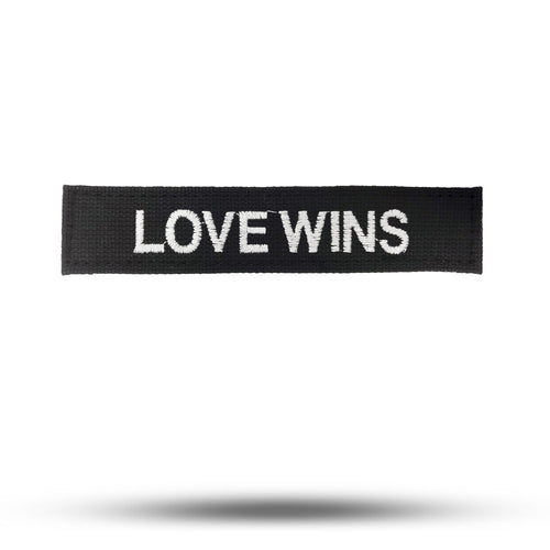 LOVE WINS | State of Mind Patch