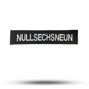 NULLSECHSNEUN | State of Mind Patch