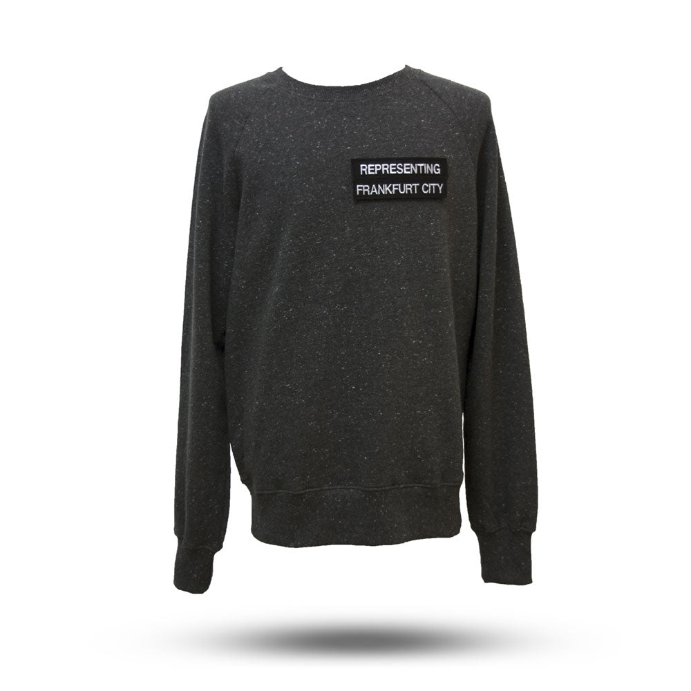 STATE OF MIND | Dark Grey Organic Unisex Crewneck