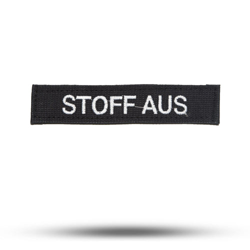 STOFF AUS | State of Mind Patch
