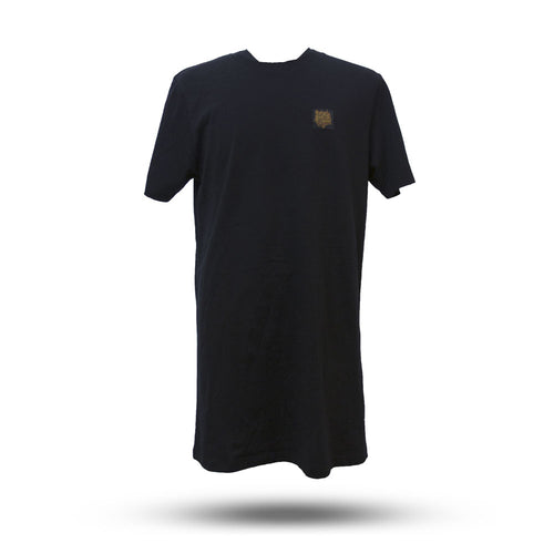STREET ALCHEMY | Black Organic Unisex Long Shirt