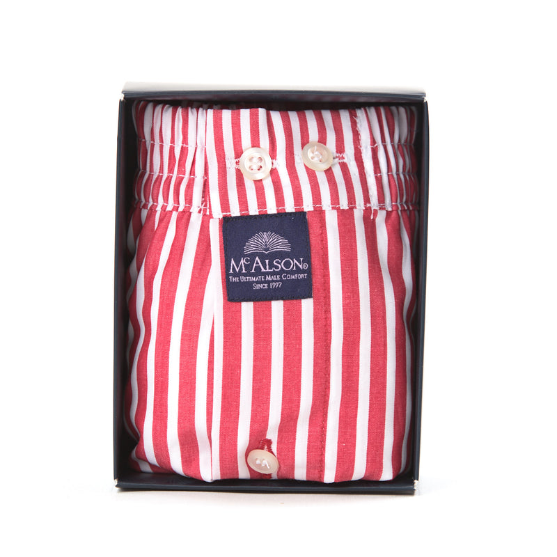 M0236 - Striped red