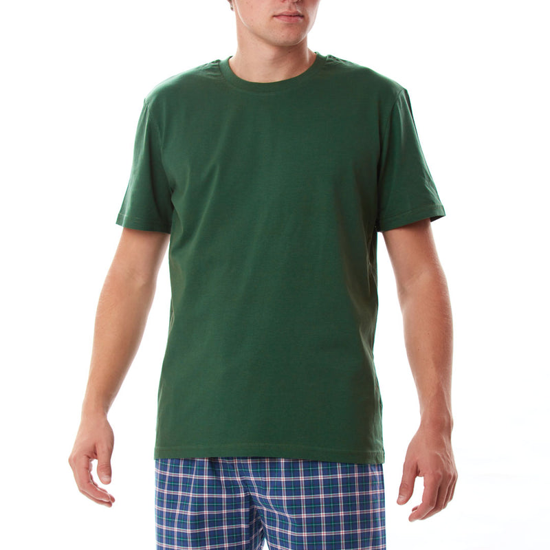 T-shirt Bottle Green