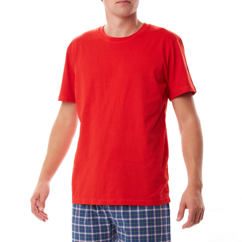 T-shirt Bright Red