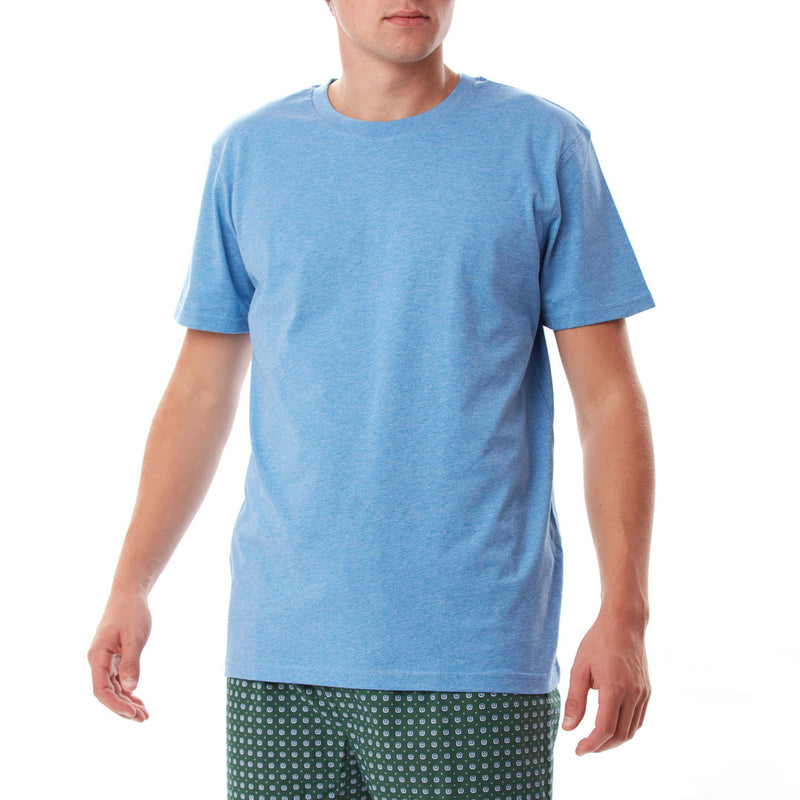 T-shirt Mid Heather Blue