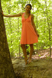 Soluna Summer Dress in Organic Bamboo fabric
