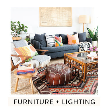furniture + lighting