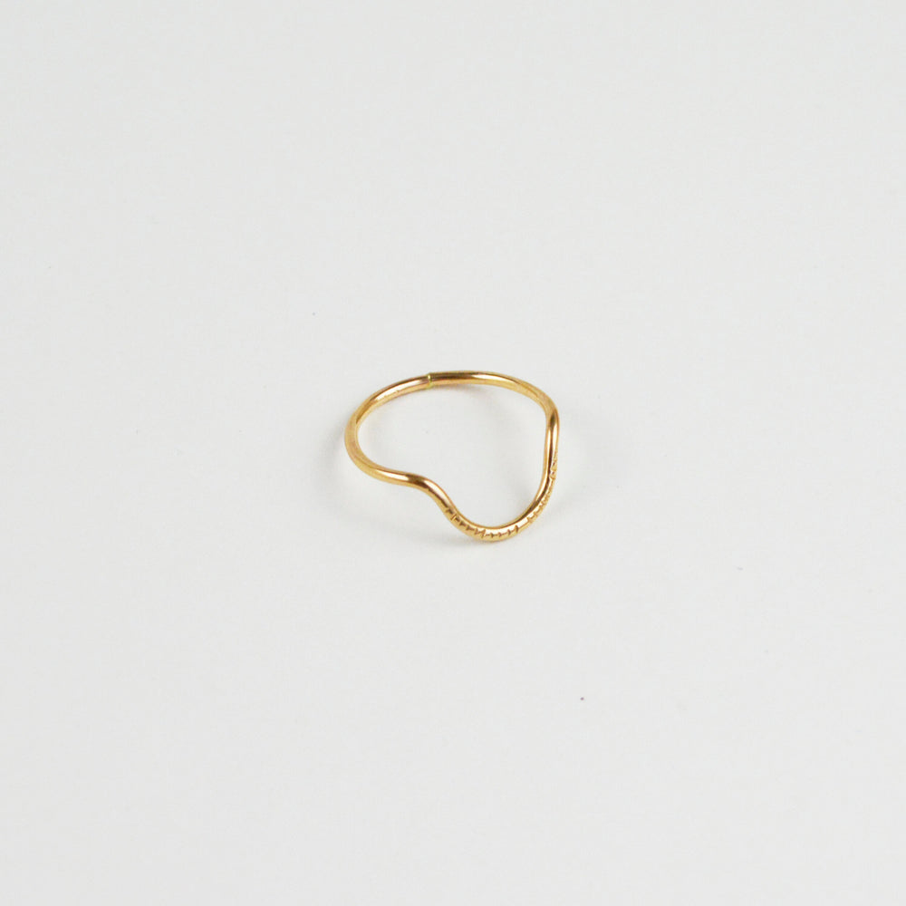 Arc Notch Ring