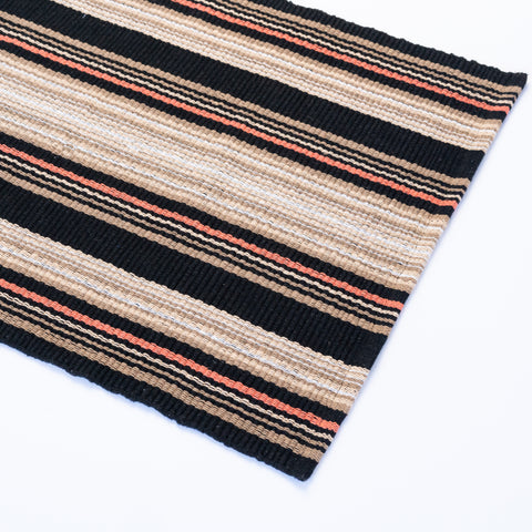 Dakota Stripe Cotton Rug