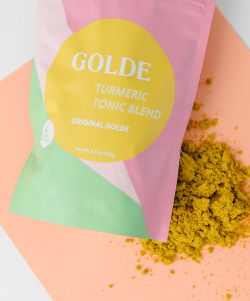 The Original Golde Turmeric Tonic Blend
