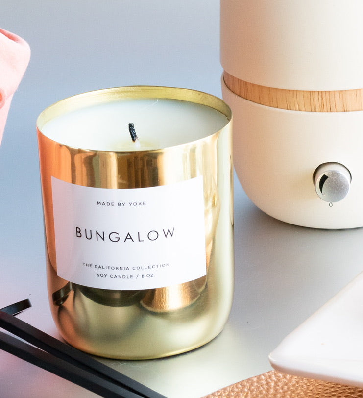 Bungalow Candle