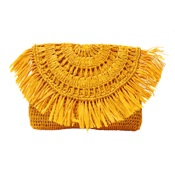 Sunflower Mia Clutch