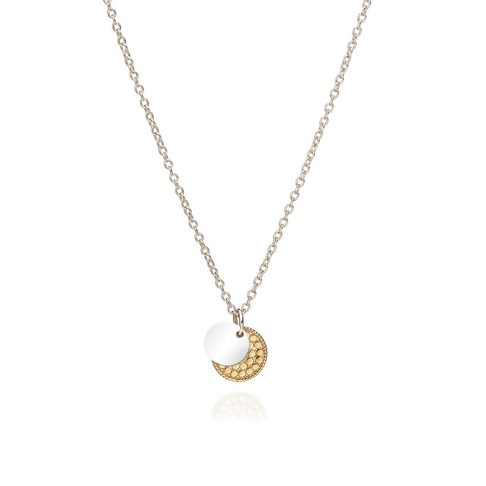 Circle of Life Layered Disc Charity Necklace